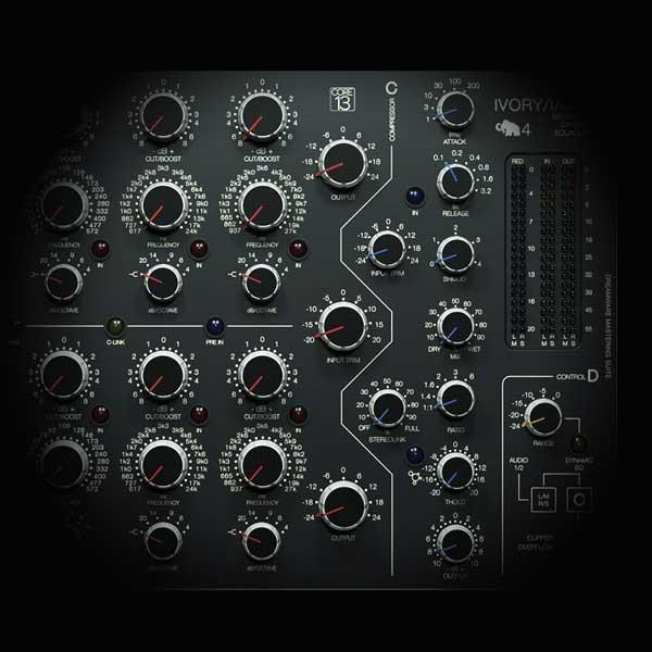 Mastering - mixbus screen